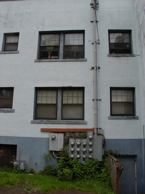 932 N. Fremont electrical service (lower)