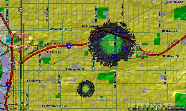 Node 236 is in the lower part of the map Node 471 is in the upper. So close yet no luvin