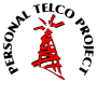 Personal Telco Tower Logo